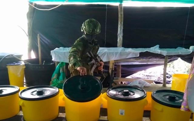 Cárteles de México controlan compra y tráfico de cocaína en Colombia, asegura Consejero de Seguridad de Colombia - Foto Twitter @IvanDuque