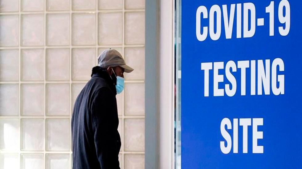 Estados Unidos alcanza los 7 millones 760 mil 593 casos confirmados y 214 mil 765 muertos por COVID-19 - Nueva York sigue como el más afectado en cuanto a muertos en Estados Unidos con 33 mil 294, más que en Perú, España o Francia. EFE/Justin Lane/Archivo
