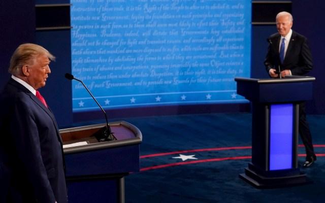 Segundo debate por la Presidencia de Estados Unidos - Debate Presidencial Estados Unidos Trump Biden 4