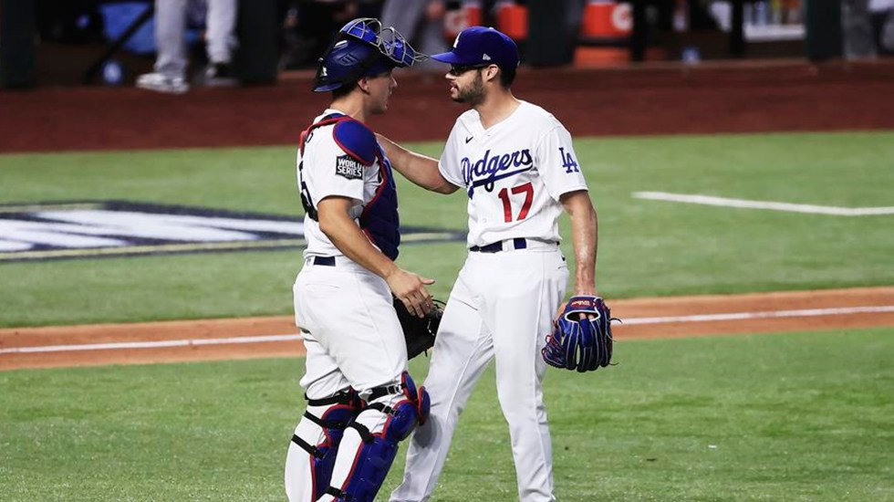 Dodgers vencen 8-3 a Rays enprimer juego de la Serie Mundial - Foto EFE