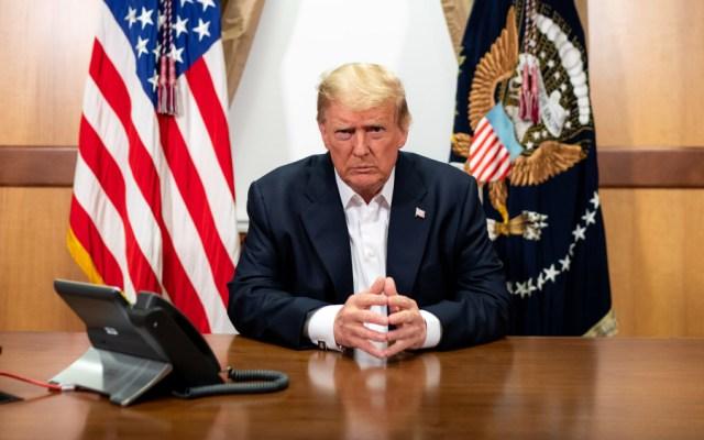 Empresarios mexicanos prefieren la reelección de Donald Trump - Foto de The White House