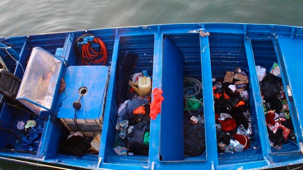 Incauta Marina más de una tonelada de droga en Manzanillo, Colima - Foto Twitter @SEMAR_mx