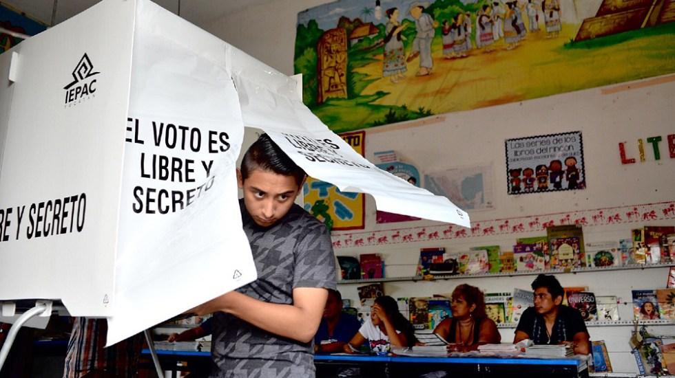 #Video Pide INE a autoridades no intervenir en elecciones 2021 - Elecciones en Hidalgo y Coahuila. Foto de EFE