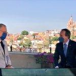 La inseguridad pesa, pero Guanajuato sigue pujante: Mauricio Usabiaga