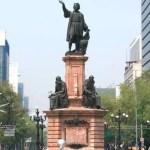 Estatua de mujer olmeca sustituirá a Cristóbal Colón en Reforma, CDMX