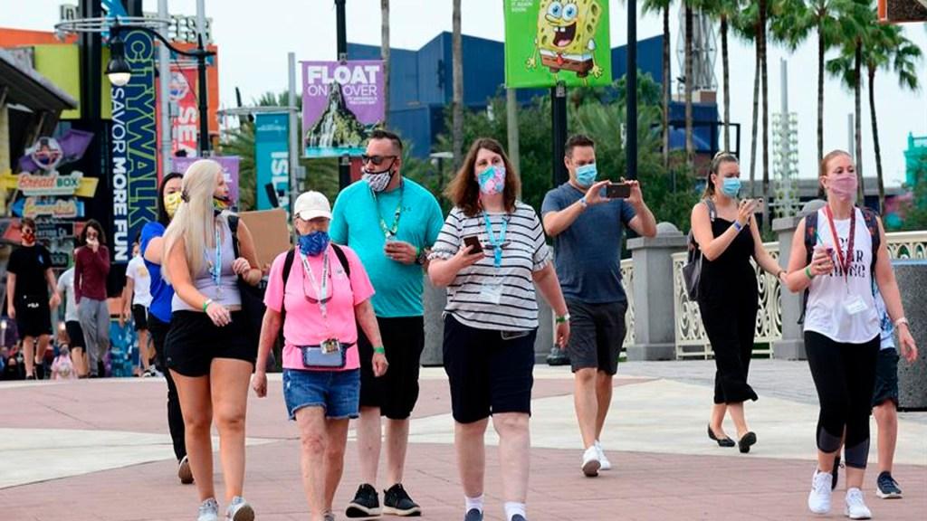 Disminuye epidemia de COVID-19 en Florida en medio de rebrote en Estados Unidos. Noticias en tiempo real