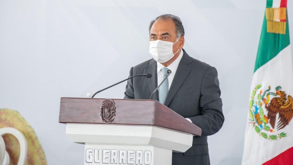 """Gobernador Héctor Astudillo mantiene propósito de """"un Guerrero con más orden y menos violencia"""" - Gobernador Héctor Astudillo. Foto de @HectorAstudillo"""