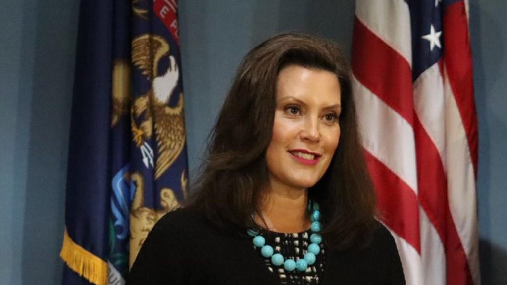 Frustra FBI secuestro y posible asesinato de gobernadora de Michigan, EE.UU. - Gobernadora Gretchen Whitmer. Foto de @GovWhitmer