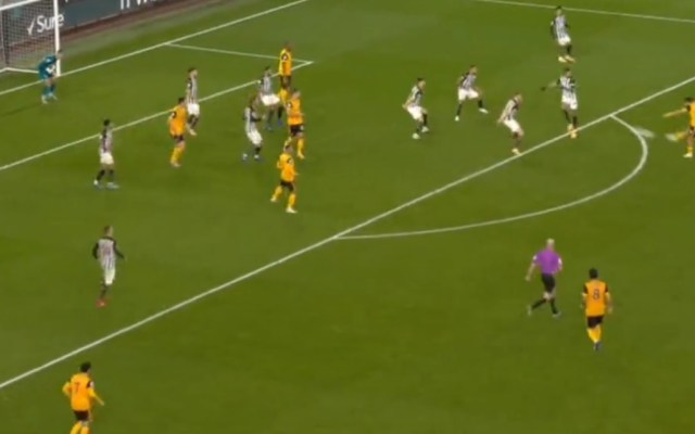 #Video Golazo de Raúl Jiménez en empate de Wolverhampton ante Newcastle - Gol Raúl Jiménez