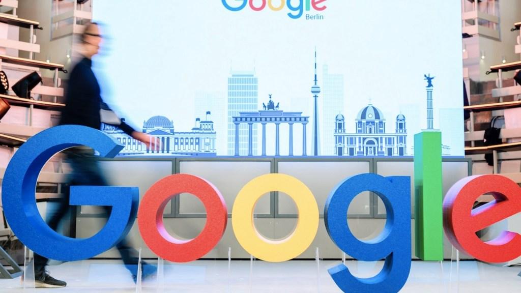 Gobierno de Estados Unidos demandará a Google por monopolio en búsquedas de internet - Foto de EFE