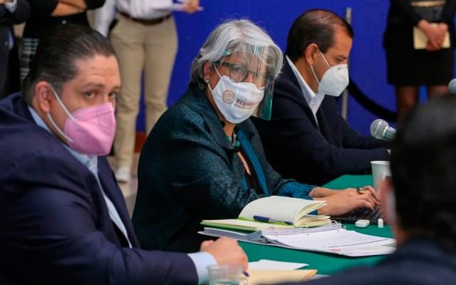 México no incumple el T-MEC, responde Graciela Márquez a congresistas estadounidenses - Foto Twitter @GMarquezColin