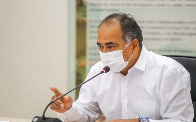 Médicos han demostrado, durante la pandemia, su vocación de servicio, asegura Héctor Astudillo - Foto de Twitter Héctor Astudillo