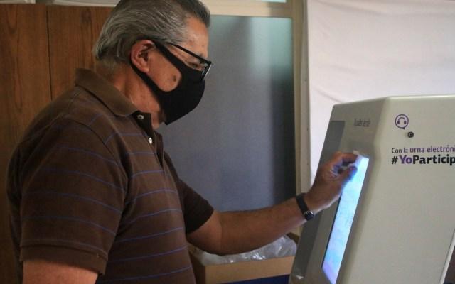 PRI se perfila como el gran triunfador en elecciones de Coahuila e Hidalgo - Hidalgo elecciones 18 10 2020 1