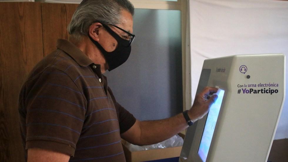 PRI se perfila como el gran triunfador en elecciones de Coahuila e Hidalgo - OEA Hidalgo elecciones 18 10 2020 1