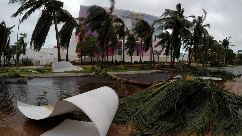 ONU advierte que los desastres climáticos aumentaron un 80 % en el siglo XXI - Foto de EFE