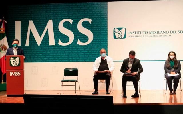 Anuncia IMSS adquisición de 103 millones de Equipos de Protección Personal para trabajadores de Salud - Foto IMSS