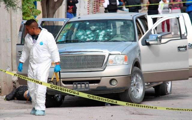 Violencia sigue sin freno en Guanajuato con 103 muertos en siete días - Jaral del Progreso velorio Guanajuato homicidios asesinatos. Foto de EFE/Archivo
