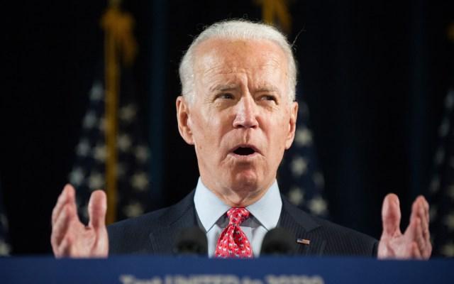 Biden gana en toda la Costa Oeste de EE.UU., aseguran proyecciones de medios - Joe Biden. Foto de EFE