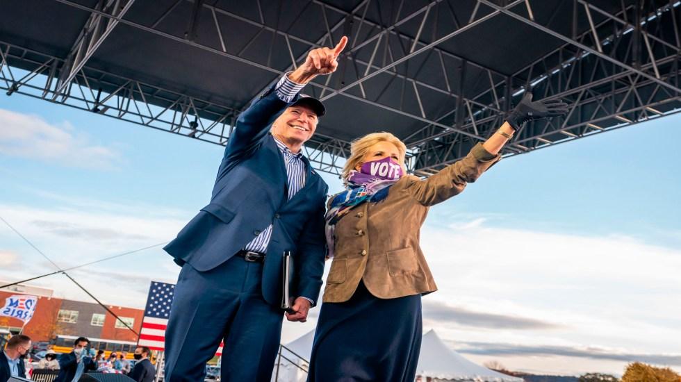 """Biden llama a acabar con la """"agenda antimigrante"""" de Trump en elecciones - Foto Twitter @JoeBiden"""