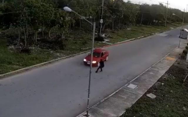 #Video Asesinan a José Carlos Ortiz Ontiveros, jefe de custodios de penal de Cancún - José Carlos Ortiz Ontiveros ataque Cancún Quintana Roo