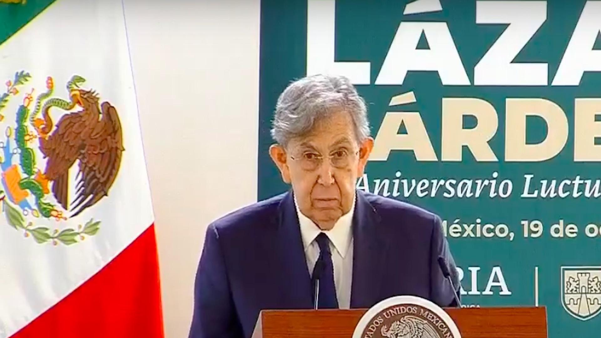 Cancelan timbre postal por el 50 aniversario luctuoso de Lázaro Cárdenas