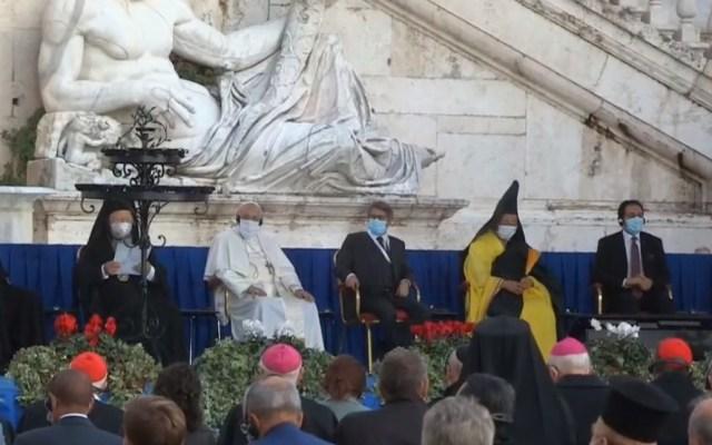 Los líderes de grandes religiones piden unidad ante la pandemia y las guerras
