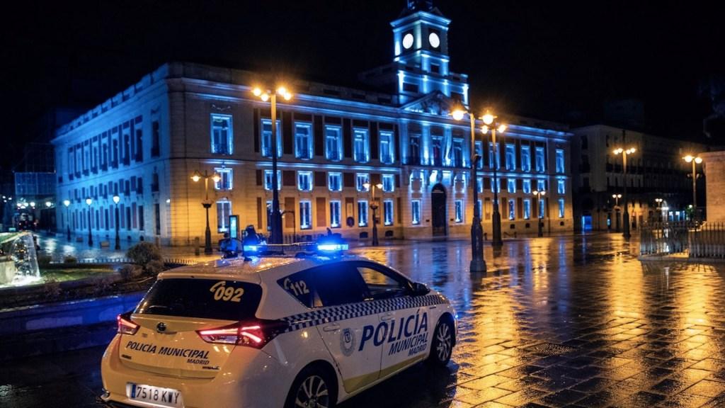 Madrid se cerrará del 4 a 14 de diciembre para evitar la expansión del virus - Foto de EFE