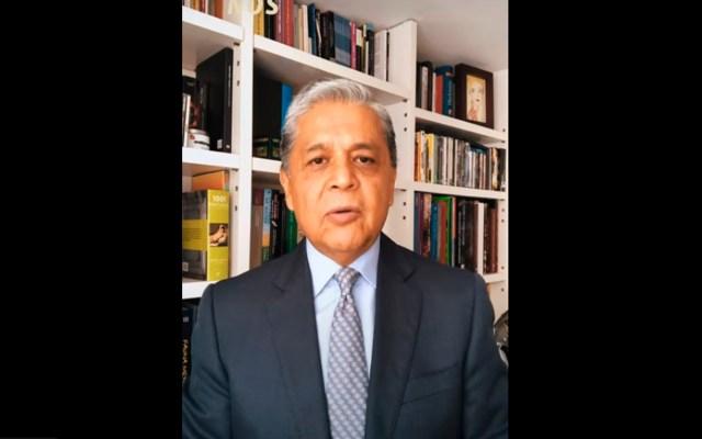 Marco Antonio Mares, comentarista de Radio Formula, sufre infarto agudo; ya se recupera - Foto Captura de pantalla