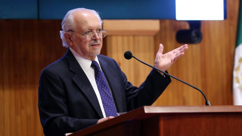 Murió a los 77 años el eminente científico Mario Molina, el premio Nobel mexicano - Mario Molina 2