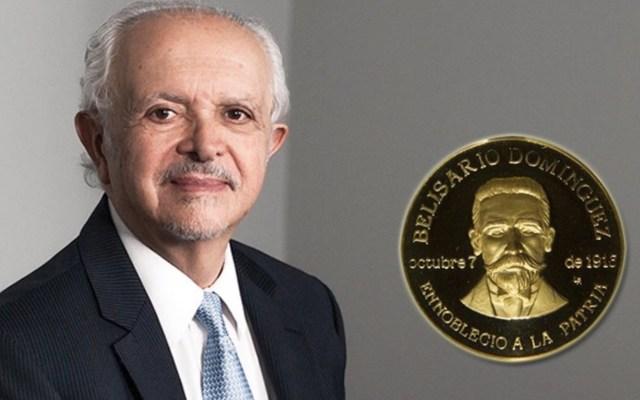 Rector Graue propone a Mario Molina para recibir Medalla 'Belisario Domínguez' - Foto de Sala de Prensa UNAM