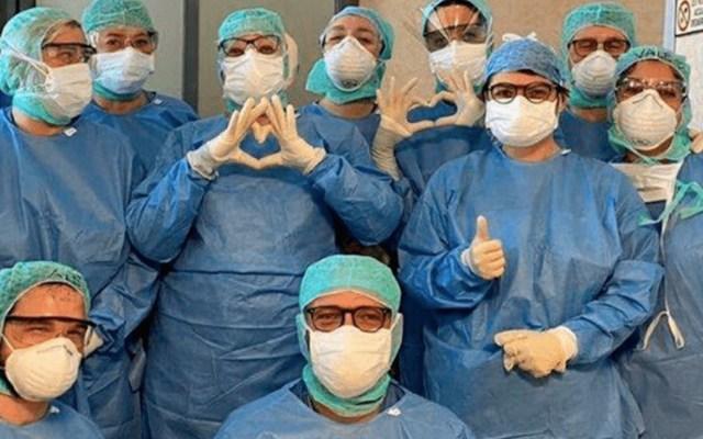 UNAM ha recibido 5 mil solicitudes de voluntarios para participar en brigadas de vacunación - Foto de UNAM