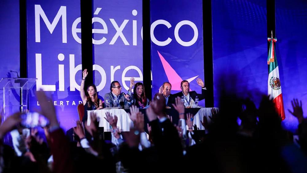 México Libre confirma que participará en elecciones de 2021 - Foto de México Libre