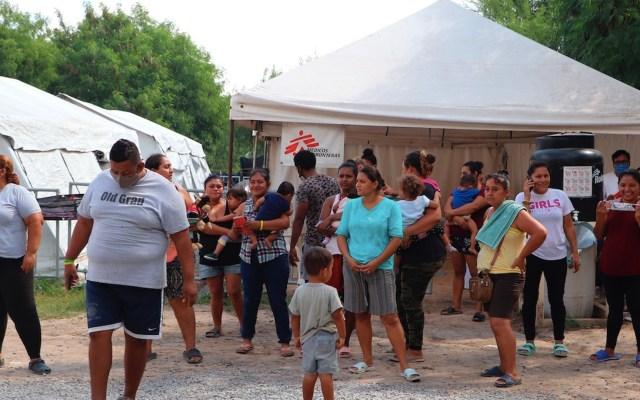 Denuncian detención, en México, de más de 50 mil migrantes y muerte de 33 durante pandemia - Foto de EFE