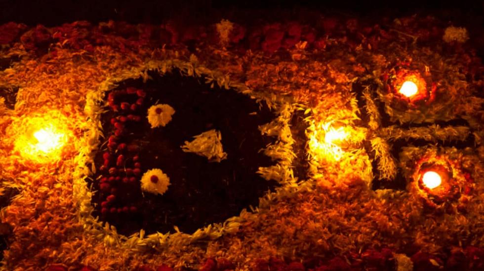 Por la pandemia, Mixquic suspende festejo de Día de Muertos por primera vez en su historia - Por primera vez en su historia Mixquic no realizará la celebración del Día de Muertos. Foto Twitter @SoyRaulFlores