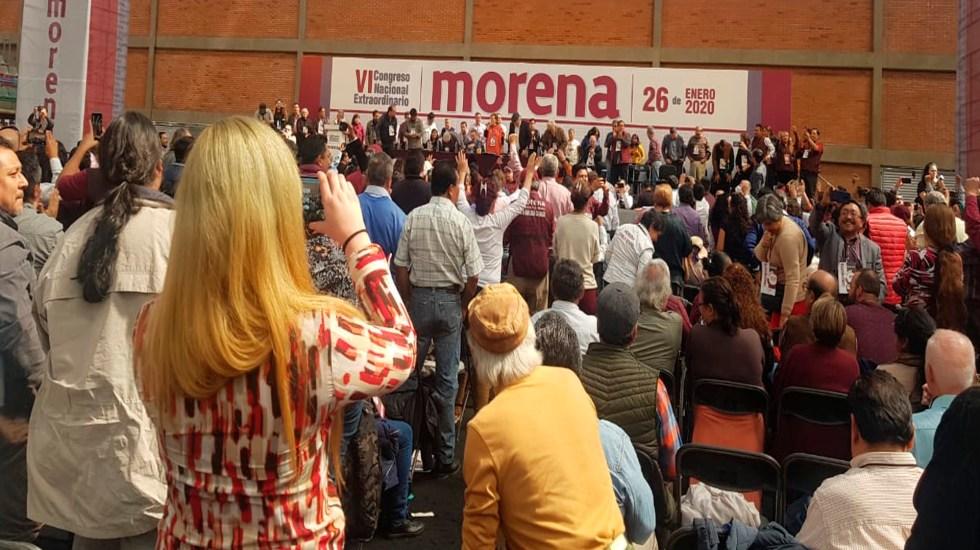Resultados de tercera encuesta para renovar presidencia de Morena estarían listos para el 24 de octubre - El nuevo presidente nacional de Morena podría darse a conocer el 24 de octubre. Foto Twitter @PartidoMorenaMx