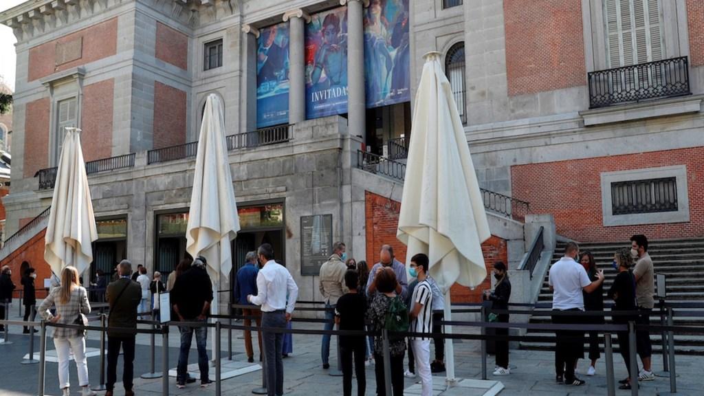 Gobierno de España pide unidad para frenar incremento de contagios de COVID-19 - Foto de EFE