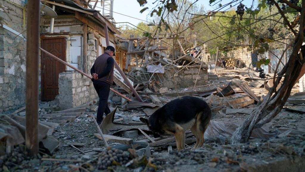 Azerbaiyán y Armenia acuerdan tregua humanitaria - Foto de EFE