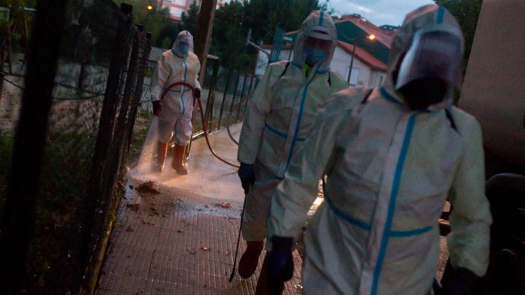 Pedro Sánchez eleva hasta tres millones los contagios por COVID-19 en España - Foto de EFE