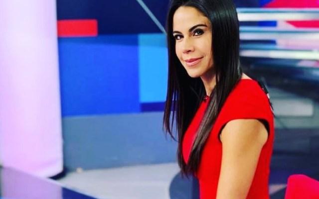 Paola Rojas ocupará espacio de Alfredo Palacios en Radio Fórmula - Paola Rojas periodista