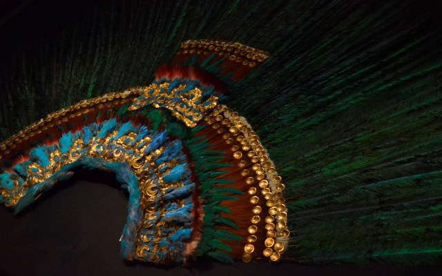 """""""Definitivamente, el penacho no era de Moctezuma"""", afirma experto en Viena - Foto de EFE"""