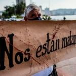 CNDH llama al Gobierno a reforzar protección de activistas y periodistas