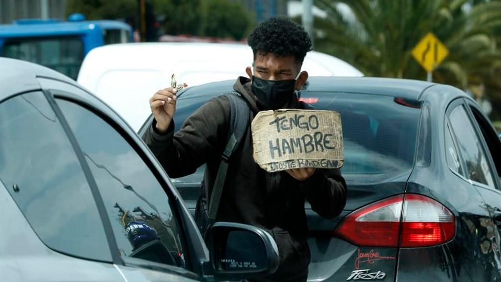 Pandemia deja en México a 12 millones de personas en pobreza extrema por ingresos: investigador de la UNAM - La pandemia dejó a 12 millones en pobreza extrema por ingresos en México. Foto EFE