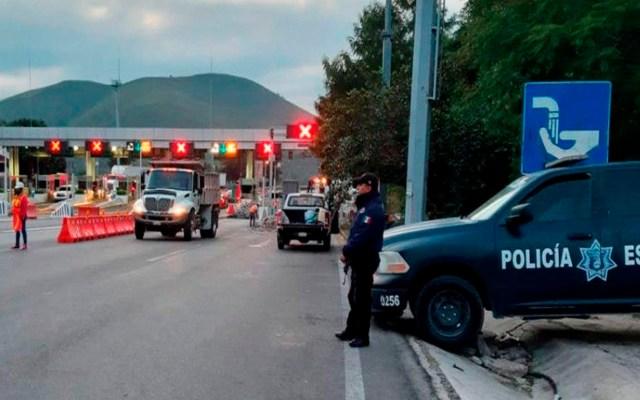 Reducción de índices delictivos en Guerrero fue por trabajo coordinado de fuerzas de seguridad, destaca Astudillo - Foto Twitter @SSPGro