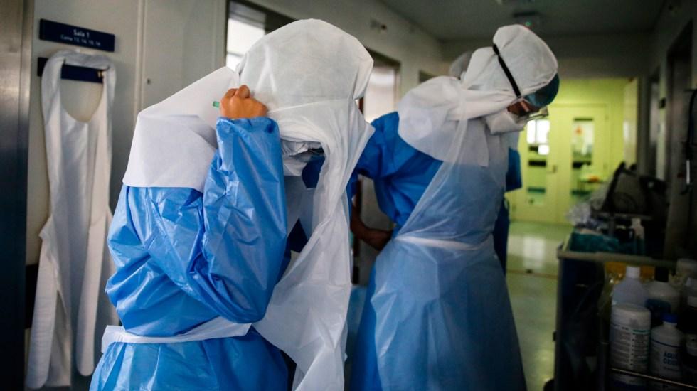 Casos de COVID-19 ascienden a 47 millones, con más población joven afectada - Foto de EFE