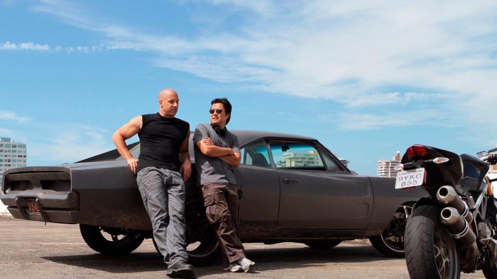 'Fast & Furious' cerrará su saga principal con las partes 10 y 11 - Foto Twitter @justinlin