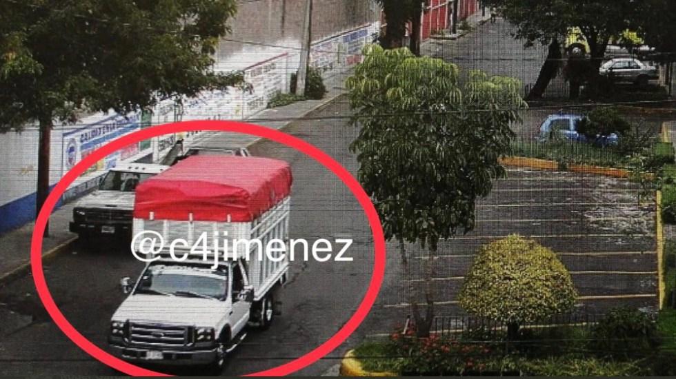 """""""Está muy raro"""" el robo de medicamentos oncológicos, cuestiona López Obrador - Foto de @c4jimenez"""