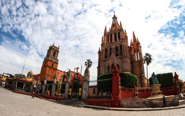 Nombran a San Miguel de Allende como 'The Best Small City in the World' - Foto de Twitter Diego Sinhue