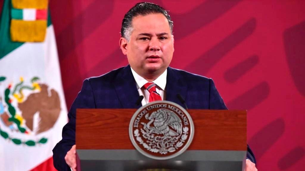 Santiago Nieto presidirá organización de unidades de inteligencia financiera en América - El titular de la Unidad de Inteligencia Financiera, Santiago Nieto Castillo. Foto Twitter @SNietoCastillo