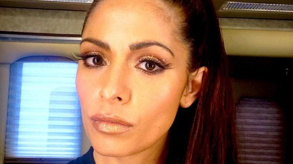 Sarah Shahi se une al elenco de 'Black Adam'; protagonizada por Dwayne Johnson - Foto Twitter @sarahshahi