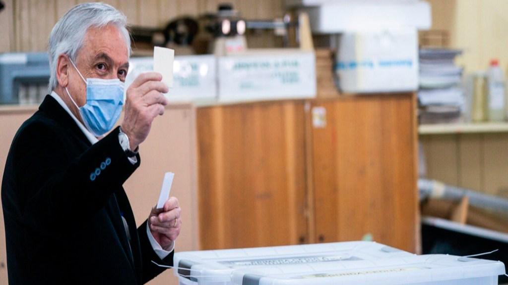 Plebiscito en Chile se inclina a favor de una nueva Constitución: autoridad electoral. Noticias en tiempo real